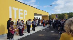 Acoba Assistance Maîtrise d'Ouvrage : Inauguration de l'ITEP de Meschers sur Gironde - 1