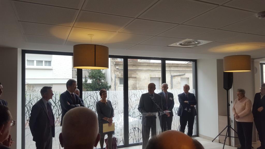 Acoba Assistance maîtrise d'ouvrage : Inauguration de l'EHPAD Terre-Nègre à Bordeaux 10