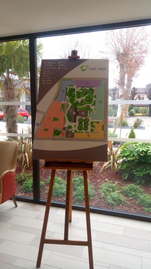 Acoba Assistance maîtrise d'ouvrage : Inauguration de l'EHPAD Terre-Nègre à Bordeaux 3