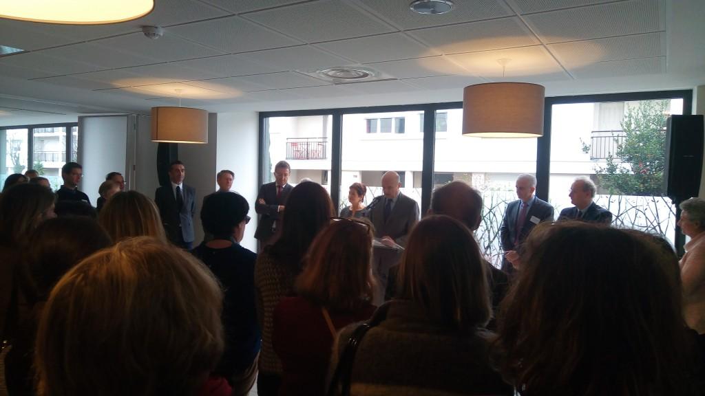 Acoba Assistance maîtrise d'ouvrage : Inauguration de l'EHPAD Terre-Nègre à Bordeaux 5