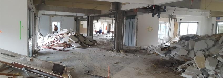Acoba Assistance maîtrise d'ouvrage : restructuration du Pavillon Gautier à l'EHPAD Terre-Nègre à Bordeaux