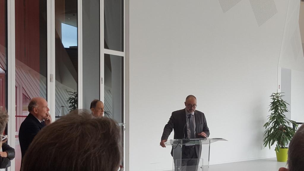 Acoba Assistance maîtrise d'ouvrage : Inauguration de l'EHPAD Jean Moulin du Centre Hospitalier de Jonzac - 1