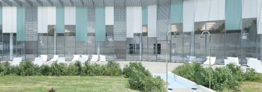 Acoba Assistance maîtrise d'ouvrage : reconstruction d'une piscine à Ambarès-et-Lagrave-1