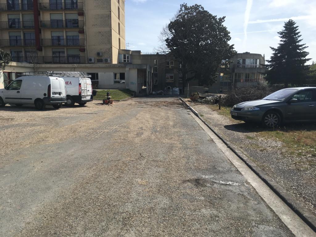 Acoba Assistance maîtrise d'ouvrage : les tout premiers coups de pelle de l'EHPAD La tour du Pin à Saint-André-de-Cubzac - 2