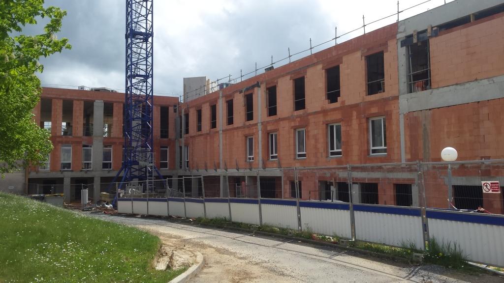 Acoba Assistance maîtrise d'ouvrage : Les travaux de l'EHPAD du Centre Hospitalier de Nogent-le-Rotrou - 3