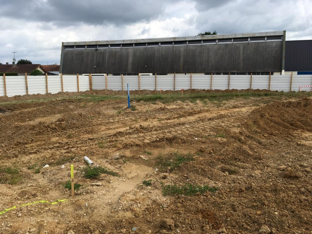 Acoba Assistance maîtrise d'ouvrage : Les travaux de reconstruction de la piscine à Ambarès-et-Lagrave ont débuté - 3