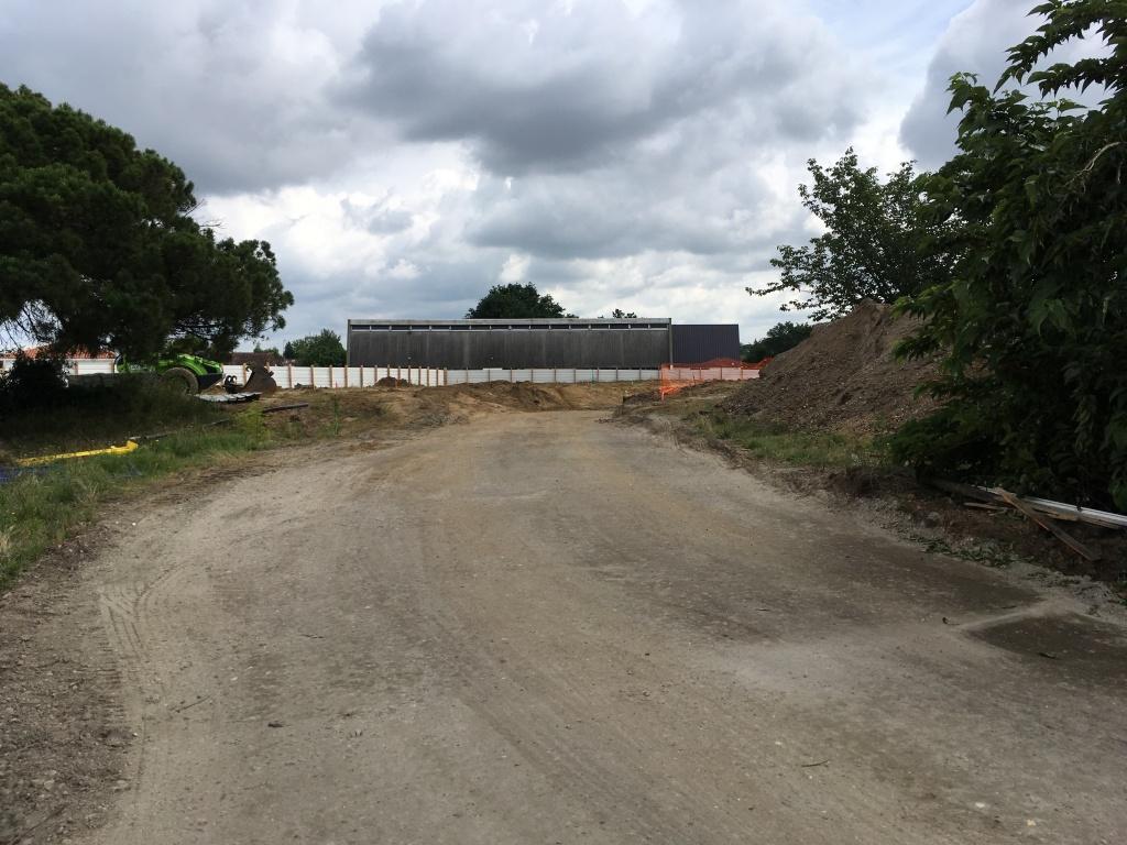 Acoba Assistance maîtrise d'ouvrage : Les travaux de reconstruction de la piscine à Ambarès-et-Lagrave ont débuté - 6