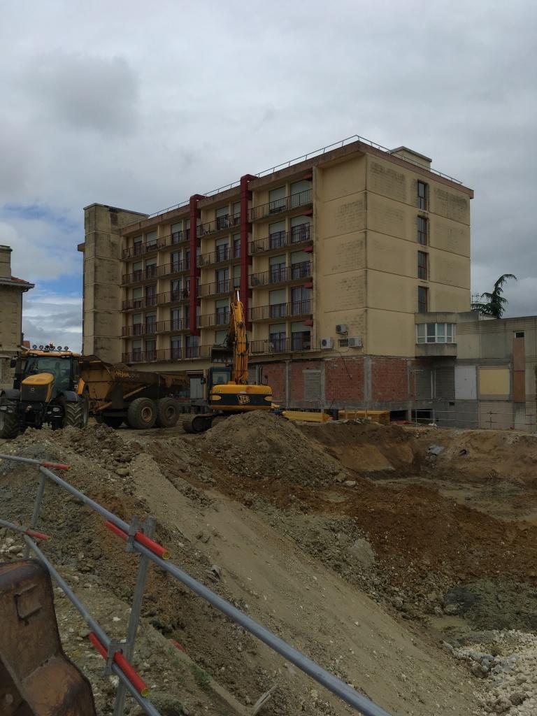 Acoba Assistance maîtrise d'ouvrage : le chantier de l'EHPAD La tour du Pin à Saint-André-de-Cubzac progresse rapidement - 4