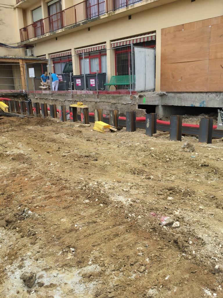 Acoba Assistance maîtrise d'ouvrage : le chantier de l'EHPAD La tour du Pin à Saint-André-de-Cubzac progresse rapidement - 5