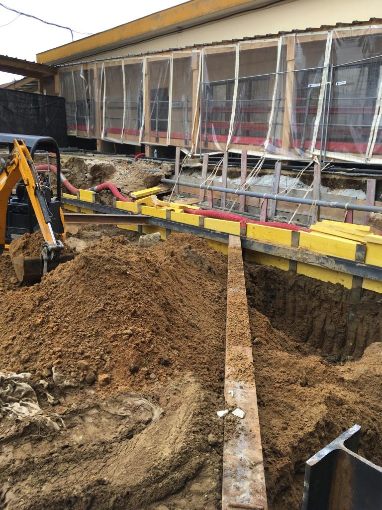 Acoba Assistance maîtrise d'ouvrage : le chantier de l'EHPAD La tour du Pin à Saint-André-de-Cubzac progresse rapidement - 6