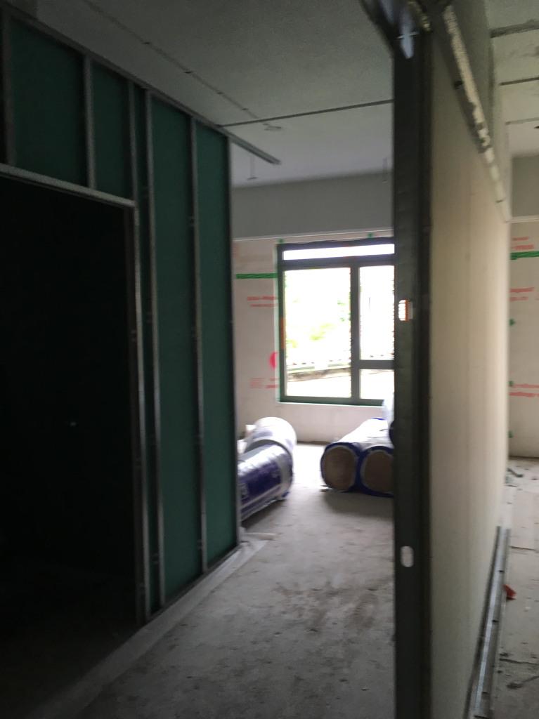 Acoba Assistance maîtrise d'ouvrage : travaux de cloisonnement du Pavillon Gautier à l'EHPAD Terre-Nègre à Bordeaux - 2