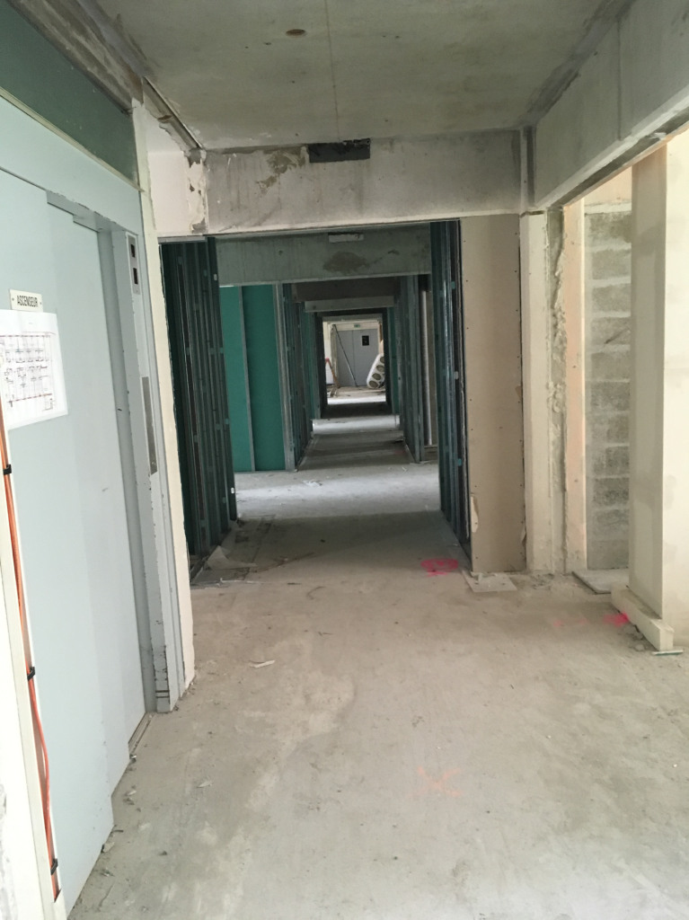 Acoba Assistance maîtrise d'ouvrage : travaux de cloisonnement du Pavillon Gautier à l'EHPAD Terre-Nègre à Bordeaux - 4