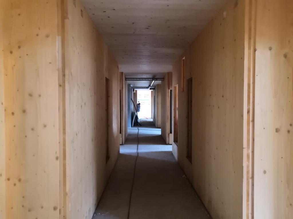 Acoba Assistance Maîtrise d'Ouvrage : Les travaux de l'EHPAD Au Bon Accueil se poursuivent à La Chapelle Saint Laurent - 2