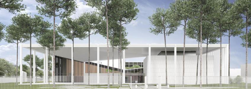 Acoba Assistance maîtrise d'ouvrage : Construction neuve d'un palais de justice à Mont-de-Marsan