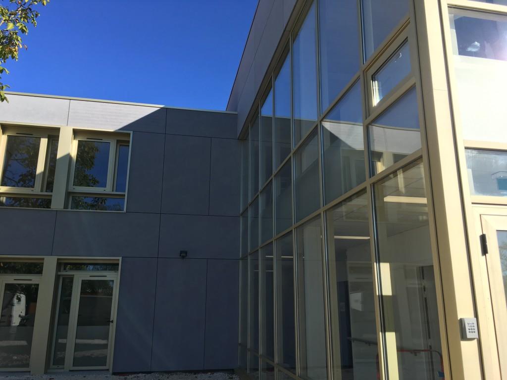 Acoba Assistance maîtrise d'ouvrage : Livraison des premières chambres du Centre Hospitalier de Nontron - 1