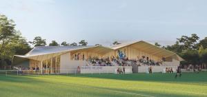 Acoba Assistance maîtrise d'ouvrage : création d'un pôle sportif et culturel à Sainte Hélène