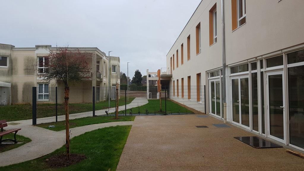 Acoba Assistance maîtrise d'ouvrage : Les travaux de l'EHPAD La Charmeraie de Nogent-le-Rotrou sont terminés - 12