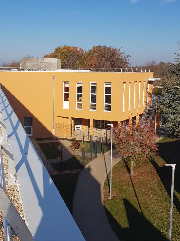 Acoba Assistance maîtrise d'ouvrage : Les travaux de l'EHPAD La Charmeraie de Nogent-le-Rotrou sont terminés - 1