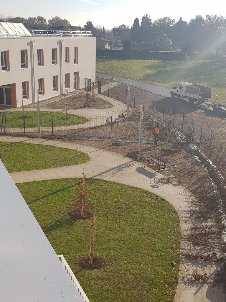 Acoba Assistance maîtrise d'ouvrage : Les travaux de l'EHPAD La Charmeraie de Nogent-le-Rotrou sont terminés - 2