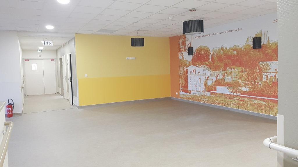 Acoba Assistance maîtrise d'ouvrage : Les travaux de l'EHPAD La Charmeraie de Nogent-le-Rotrou sont terminés - 6