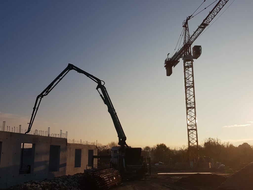 Acoba Assistance maîtrise d'ouvrage : Reconstruction de l'EHPAD « Les Hauts de Plaisance » de 97 lits sur la commune de BENET - 1
