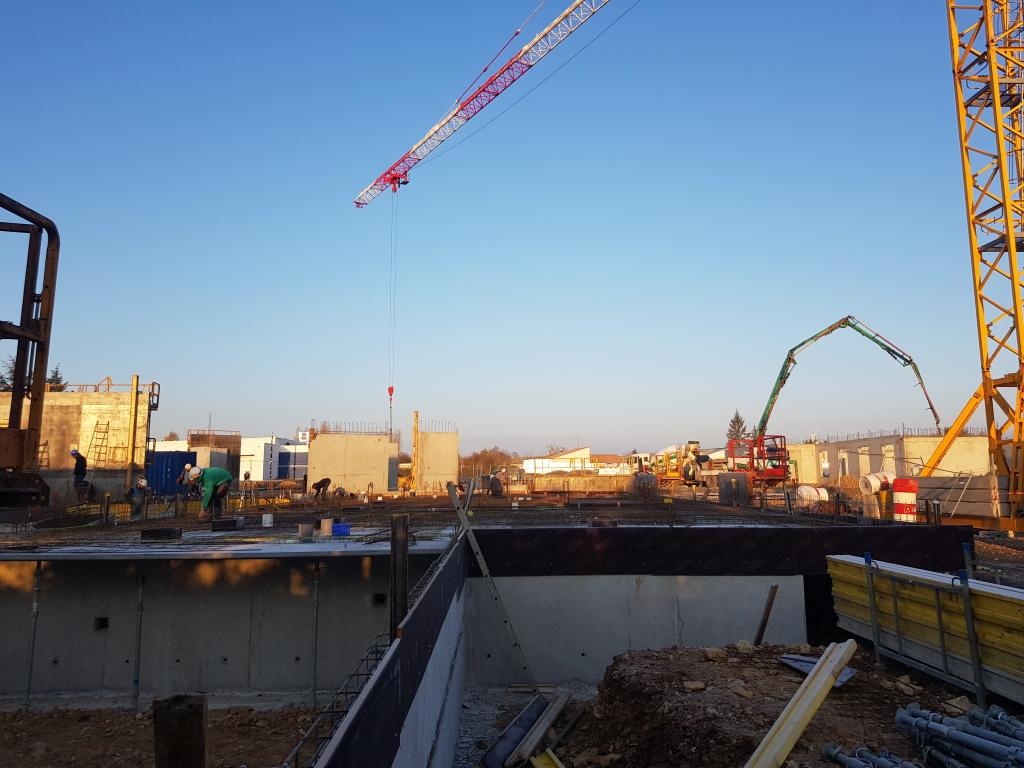 Acoba Assistance maîtrise d'ouvrage : Reconstruction de l'EHPAD « Les Hauts de Plaisance » de 97 lits sur la commune de BENET