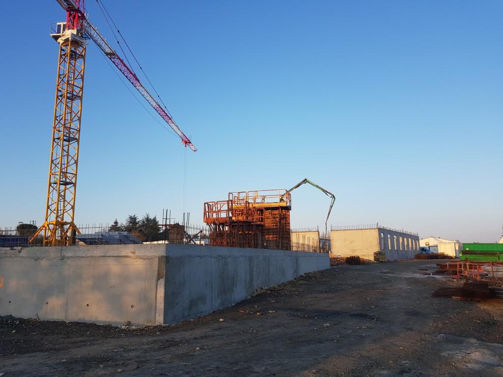 Acoba Assistance maîtrise d'ouvrage : Reconstruction de l'EHPAD « Les Hauts de Plaisance » de 97 lits sur la commune de BENET - 2