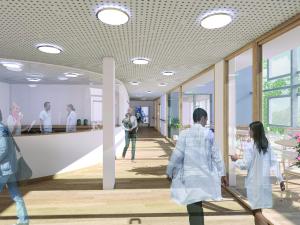 Acoba Assistance maîtrise d'ouvrage : GH70 - Le plan directeur immobilier en phase chantier - Lure Perspective