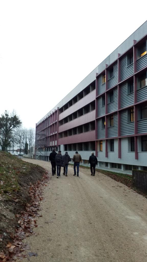 Acoba Assistance maîtrise d'ouvrage : GH70 - Le plan directeur immobilier en phase chantier - Lure 1