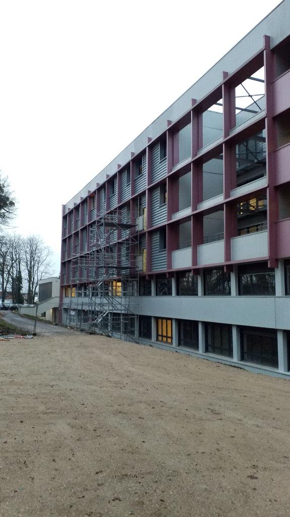 Acoba Assistance maîtrise d'ouvrage : GH70 - Le plan directeur immobilier en phase chantier - Lure 3