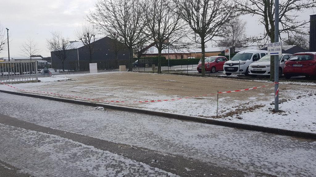Acoba Assistance maîtrise d'ouvrage : Début du chantier au Centre Hospitalier d'Alençon - 1