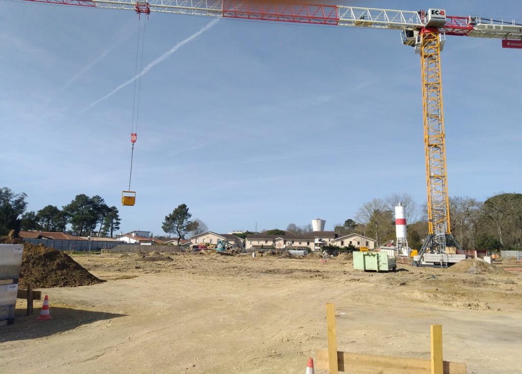 Acoba Assistance maîtrise d'ouvrage : Construction du nouveau Palais de justice de Mont-de-Marsan - 1