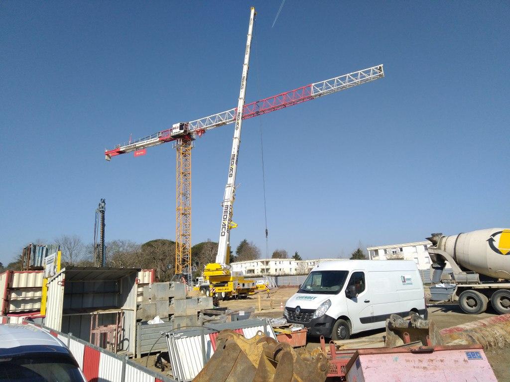 Acoba Assistance maîtrise d'ouvrage : Construction du nouveau Palais de justice de Mont-de-Marsan