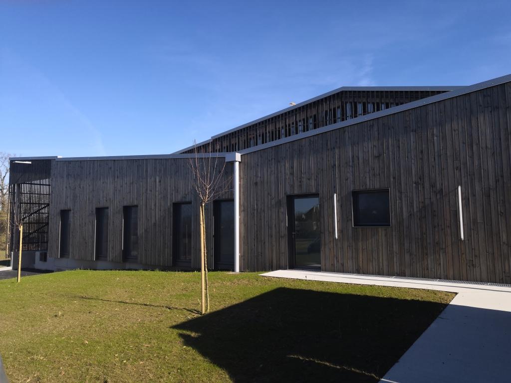 Acoba Assistance maîtrise d'ouvrage : GCSMS de la Sèvre - La Chapelle Saint Laurent - 1