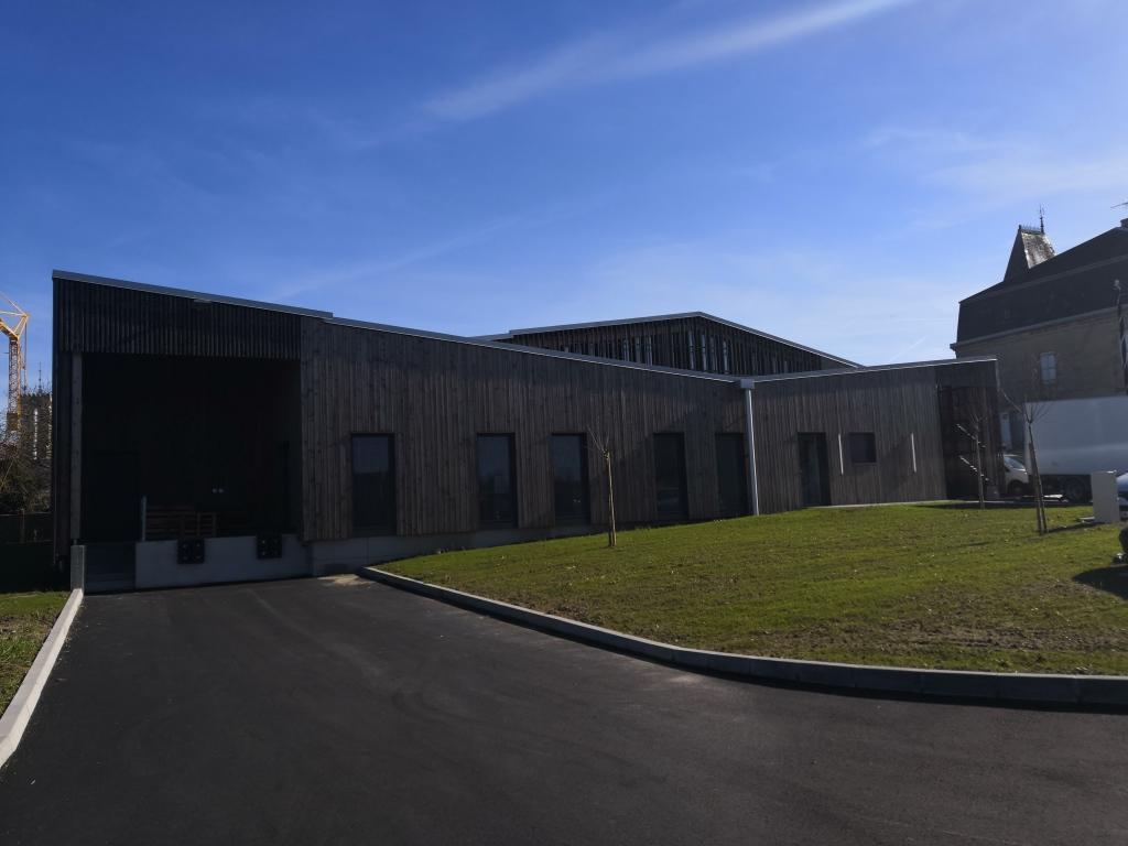 Acoba Assistance maîtrise d'ouvrage : GCSMS de la Sèvre - La Chapelle Saint Laurent