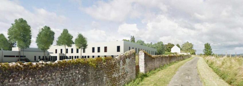 Acoba : Fondation Pommé – Oloron Sainte Marie (Pyrénées-Atlantiques): signature du contrat de promotion immobilière