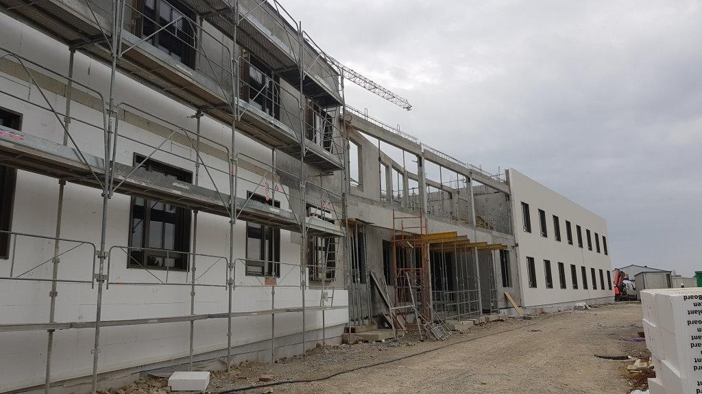 Acoba Assistance maîtrise d'ouvrage : L'avancée du projet de reconstruction de l'EHPAD Les Hauts de Plaisance de BENET - 1