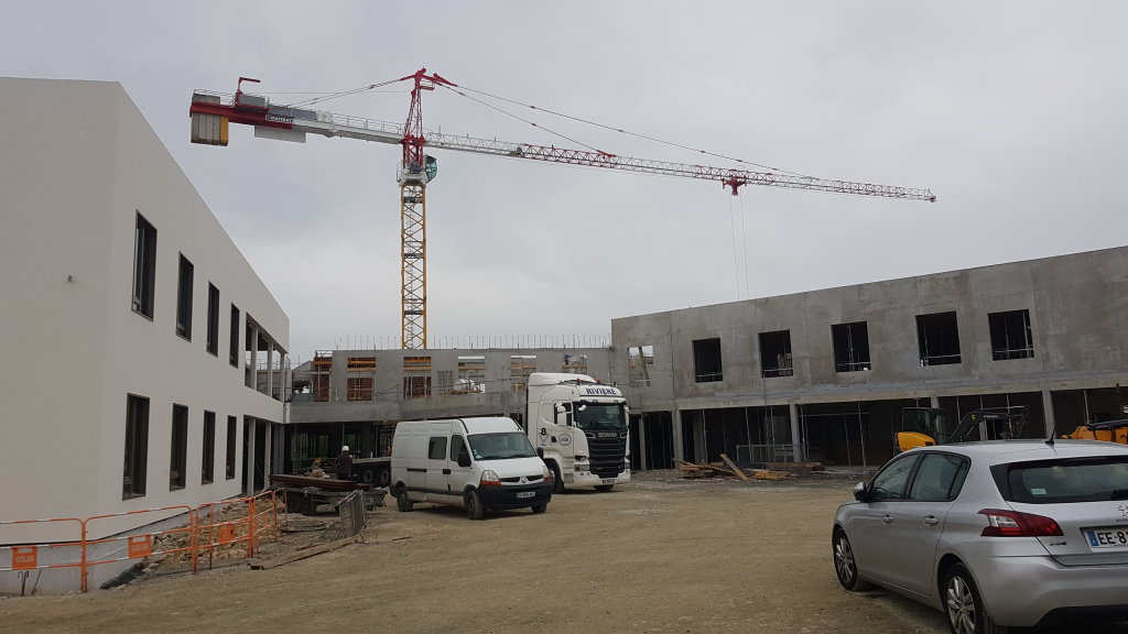 Acoba Assistance maîtrise d'ouvrage : L'avancée du projet de reconstruction de l'EHPAD Les Hauts de Plaisance de BENET - 2