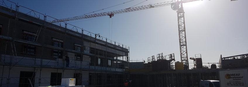 Acoba Assistance maîtrise d'ouvrage : L'avancée du projet de reconstruction de l'EHPAD Les Hauts de Plaisance de BENET
