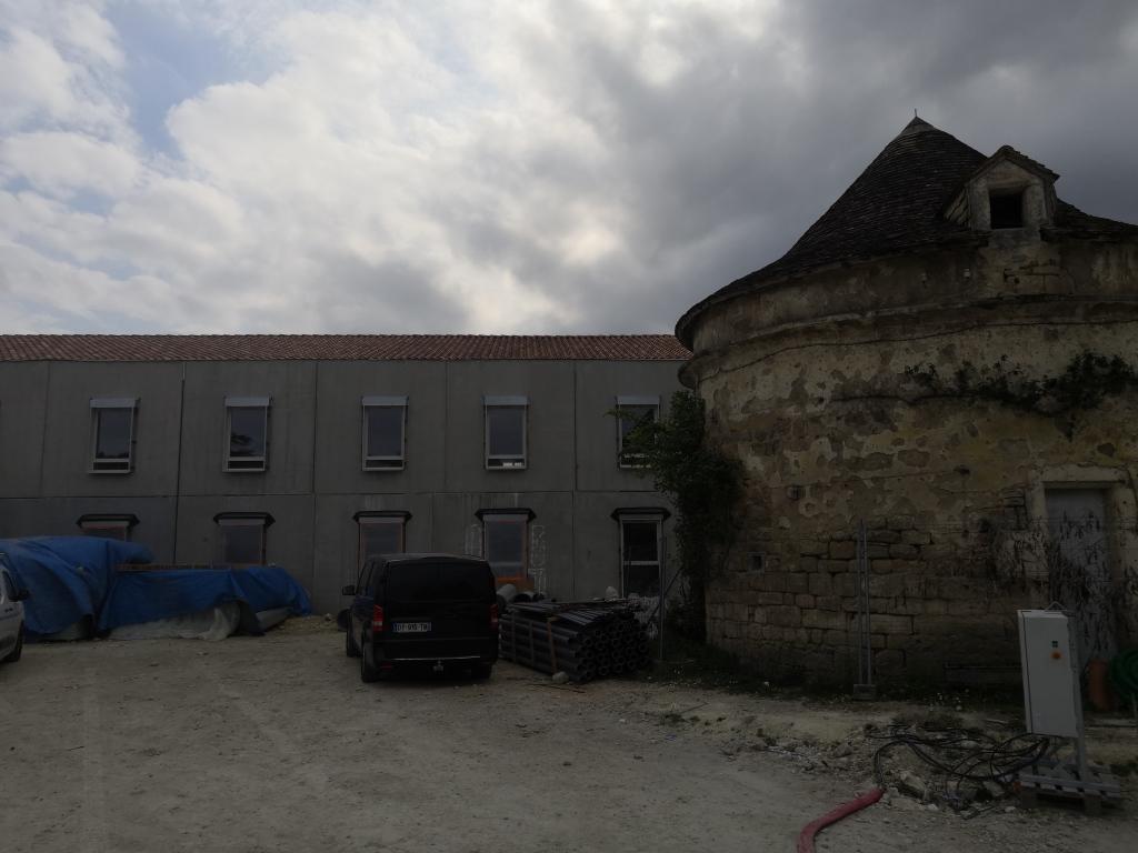 Assistance maîtrise d'ouvrage : Fin du clos couvert pour le projet de restructuration de l'EHPAD du Centre Hospitalier de Châteauneuf sur Charente