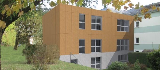 Acoba Assistance maîtrise d'ouvrage : Restructuration et extension de 6 chambres de l'EHPAD d'Ambazac