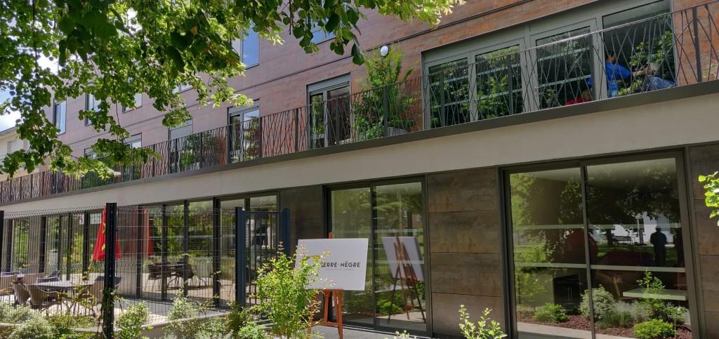 Acoba Assistance maîtrise d'ouvrage : Inauguration du Village Terre Nègre à Bordeaux - 3