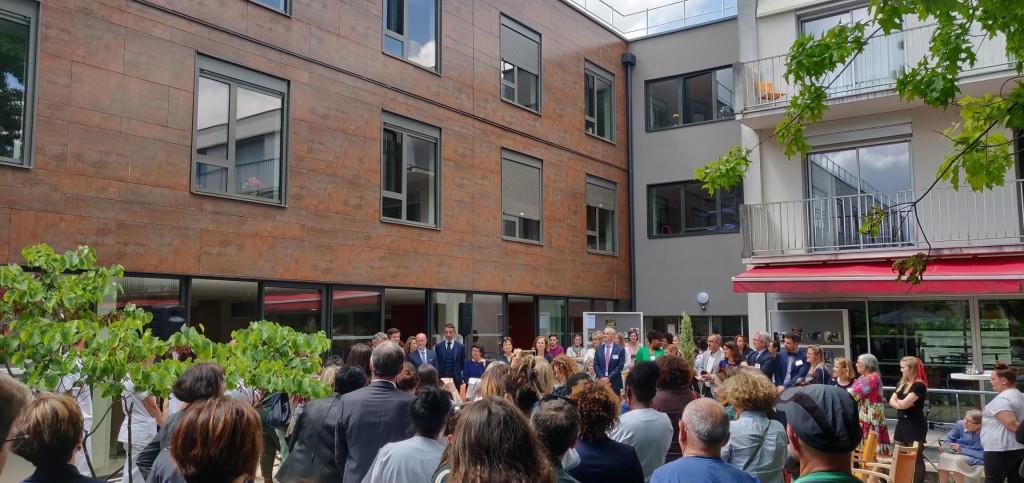 Acoba Assistance maîtrise d'ouvrage : Inauguration du Village Terre Nègre à Bordeaux - 4