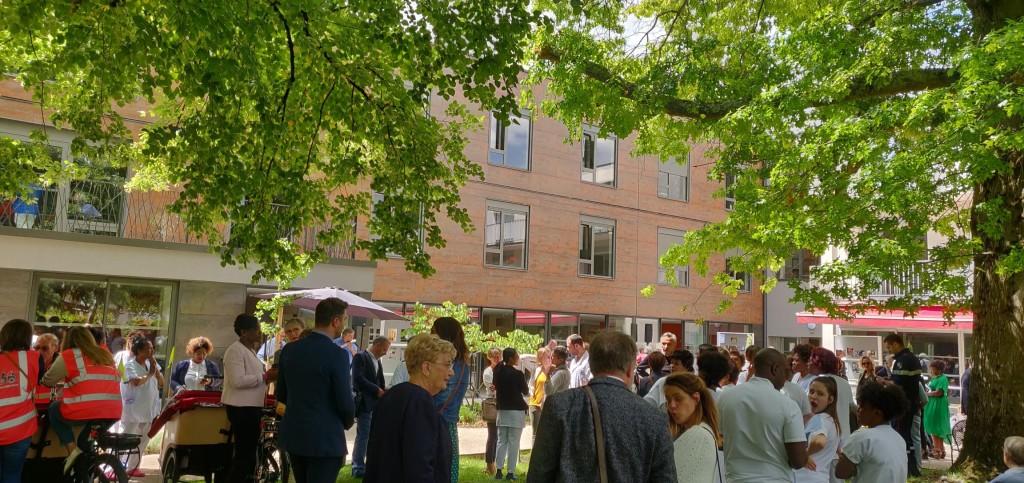 Acoba Assistance maîtrise d'ouvrage : Inauguration du Village Terre Nègre à Bordeaux - 5