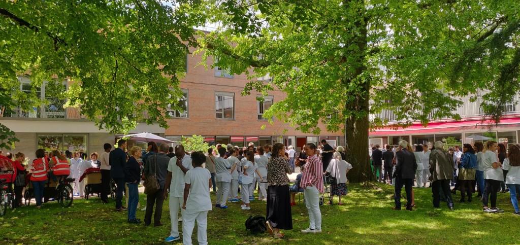 Acoba Assistance maîtrise d'ouvrage : Inauguration du Village Terre Nègre à Bordeaux - 8
