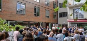 Acoba Assistance maîtrise d'ouvrage : Inauguration du Village Terre Nègre à Bordeaux
