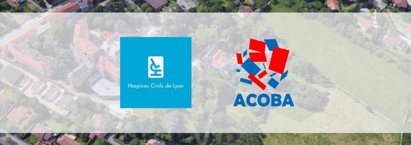 Acoba Assistance maîtrise d'ouvrage : EHPAD de Centre Hospitalier de Sainte-Foy-lès-Lyon