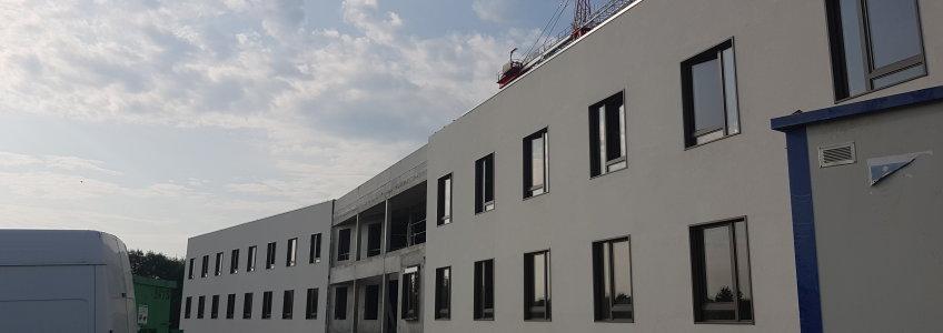 Acoba Assistance maîtrise d'ouvrage : Poursuite des travaux de reconstruction de l'EHPAD Les Hauts de Plaisance de BENET