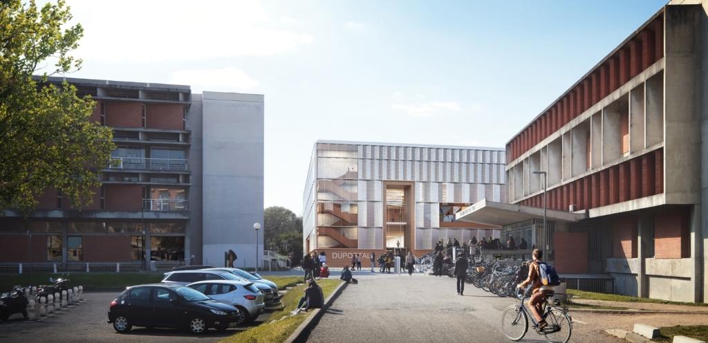 Acoba Assistance maîtrise d'ouvrage : Université Toulouse - Opération Duportal, c'est parti ! 1