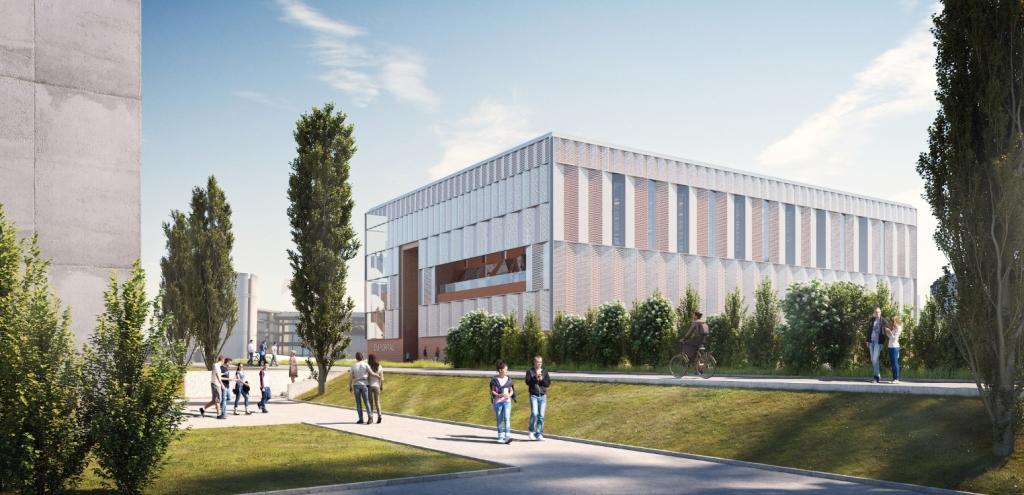 Acoba Assistance maîtrise d'ouvrage : Université Toulouse - Opération Duportal, c'est parti ! 2